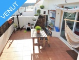 AV126 APARTMENT WITH TERRACE FOR SALE SUROS AREA (CADAQUES)